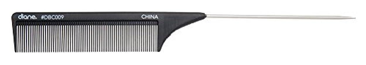 国民投票憂鬱不健全Diane Carbon Cutting Comb, 8 1/2 Inch [並行輸入品]
