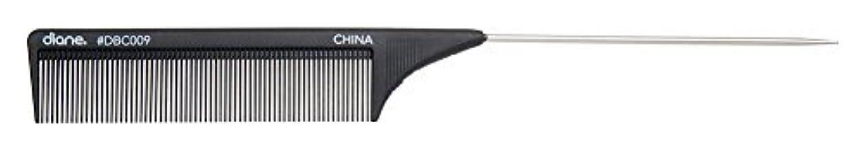 活性化二週間真実にDiane Carbon Cutting Comb, 8 1/2 Inch [並行輸入品]