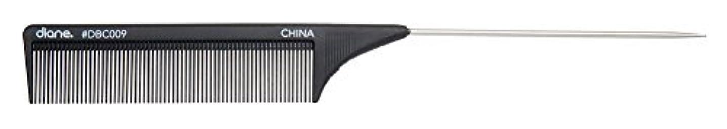 気分が悪い誤解を招くアーネストシャクルトンDiane Carbon Cutting Comb, 8 1/2 Inch [並行輸入品]
