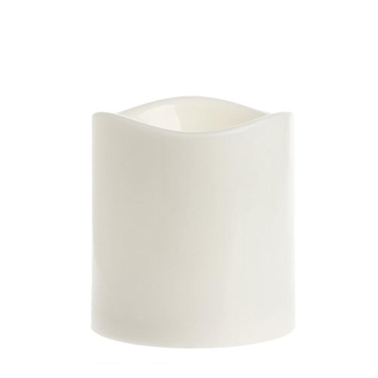 借りるパック分離するSimpleLifeロマンチックFlameless LED電子キャンドルライトウェディング香りワックスホームインテリア