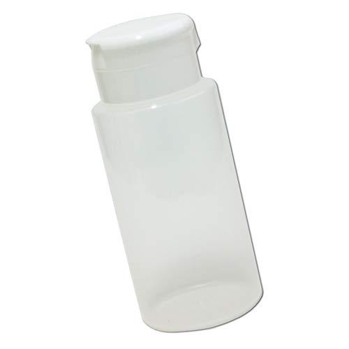 ワンタッチキャップ詰め替え容器370ml│業務用ローションやうがい薬、液体石鹸、調味料、化粧品の小分けに詰め替えボトル