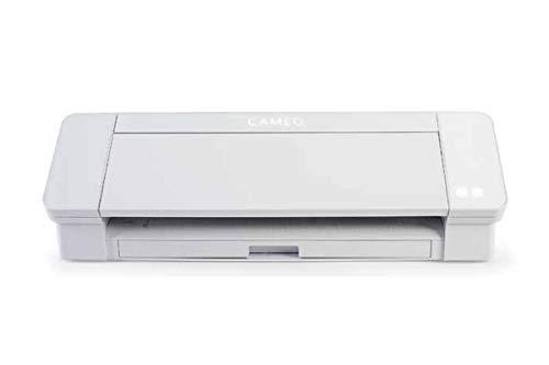 シルエットカメオ4 ホワイト カッティングマシン SILH-CAMEO-4-WHT-J グラフテック