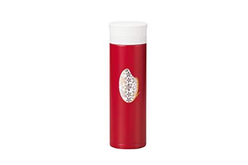 たつみや(Tatsumiya) 軽量ステンレスマグボトル 300 赤 米もん 36618