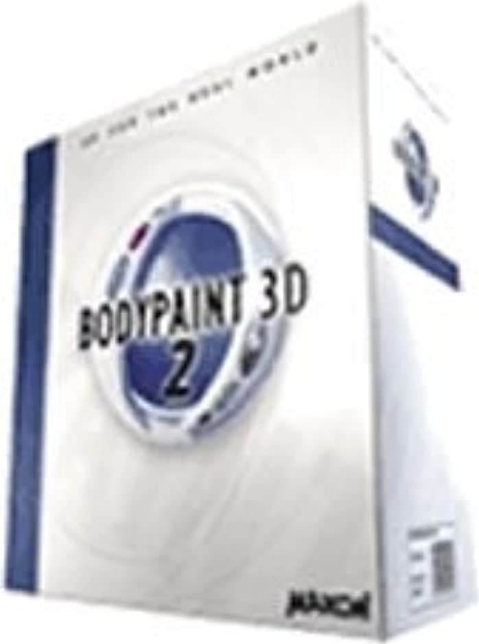 水離すありがたいBODYPAINT 3D Release 2 スタンドアロン 新価格 日本語版 Mac 通常版