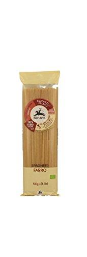 ALCE NERO(アルチェネロ)有機スペルト小麦・スパゲッティ 500g