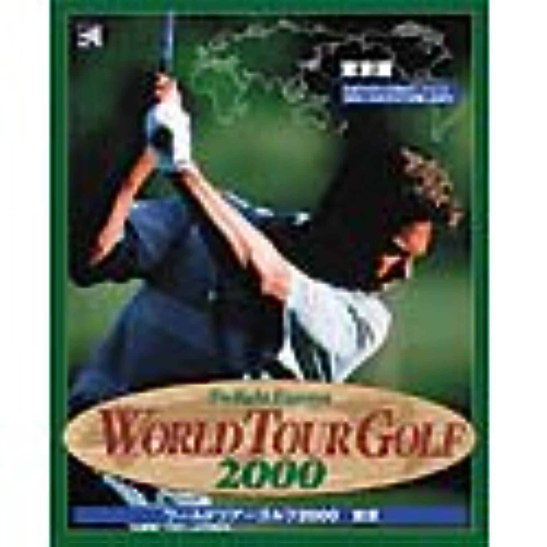 上陸外交問題流体ワールドツアーゴルフ2000 東京