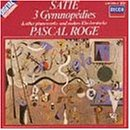 SATIE: 3 GYMNOPEDIES&OTHER PIANO WORKS