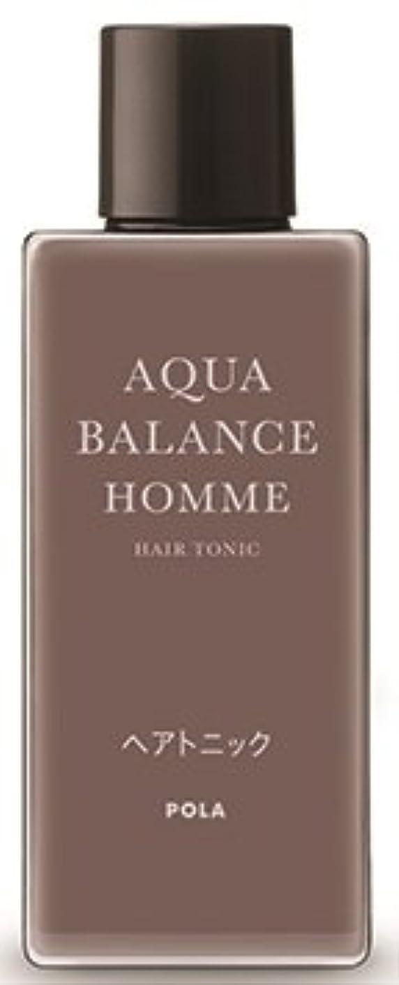 満たす銅スポットAQUA POLA アクアバランス オム(AQUA BALANCE HOMME) ヘアトニック 養毛料 1L 業務用サイズ 詰替え 200mlボトルx1本