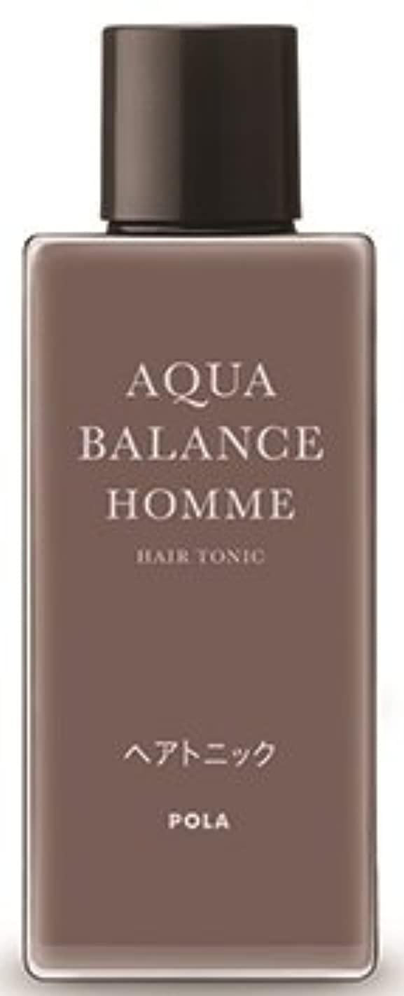 続ける歯科の恐怖症AQUA POLA アクアバランス オム(AQUA BALANCE HOMME) ヘアトニック 養毛料 1L 業務用サイズ 詰替え 200mlボトルx1本