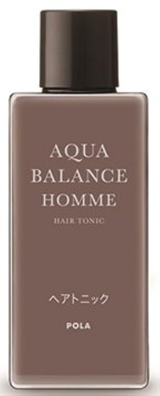 女優昆虫を見る寓話AQUA POLA アクアバランス オム(AQUA BALANCE HOMME) ヘアトニック 養毛料 1L 業務用サイズ 詰替え 200mlボトルx1本