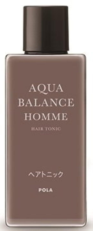ビザ腕子AQUA POLA アクアバランス オム(AQUA BALANCE HOMME) ヘアトニック 養毛料 1L 業務用サイズ 詰替え 容器不要