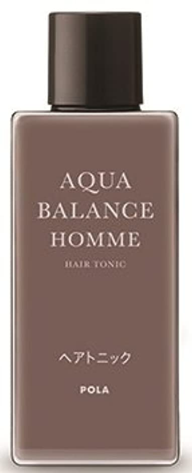 奨学金言及するうぬぼれたAQUA POLA アクアバランス オム(AQUA BALANCE HOMME) ヘアトニック 養毛料 1L 業務用サイズ 詰替え 200mlボトルx1本