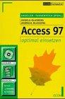 Access 97 optimal einsetzen.