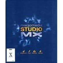 Macromedia Studio MX 日本語版 Macintosh版 書籍バンドルキャンペーン