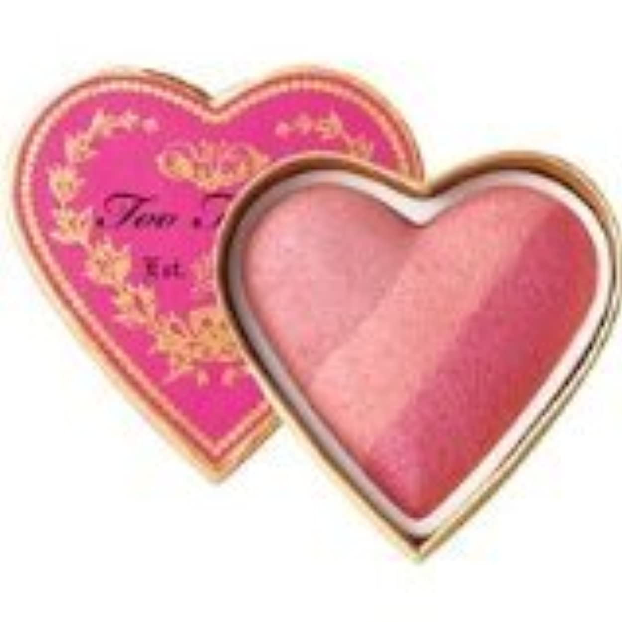 ディプロマ注入する促進するToo faced perfect blush - ST about Berry