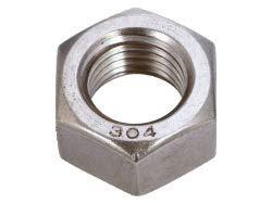 TRUSCO(トラスコ) 六角ナット1種 ステンレス サイズM6×1.0 85個入 B25-0006