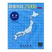数値地図 25000 (地図画像) 唐津