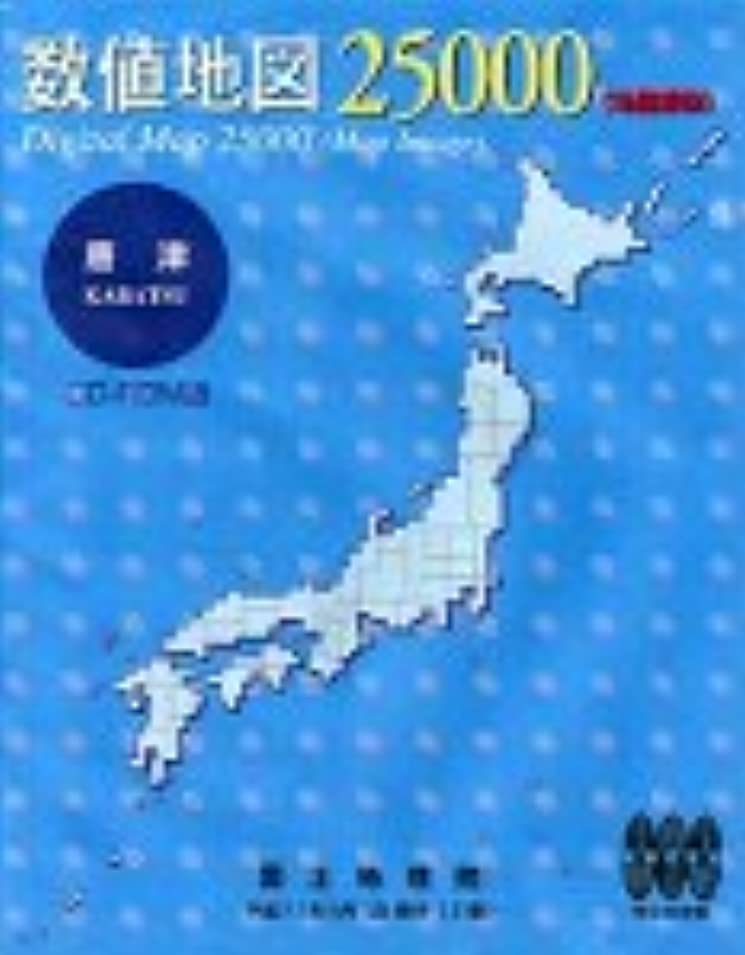 逆ミニプロテスタント数値地図 25000 (地図画像) 唐津