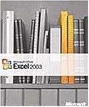 【旧商品/サポート終了】Microsoft Excel 2003 バージョンアップ 英語版