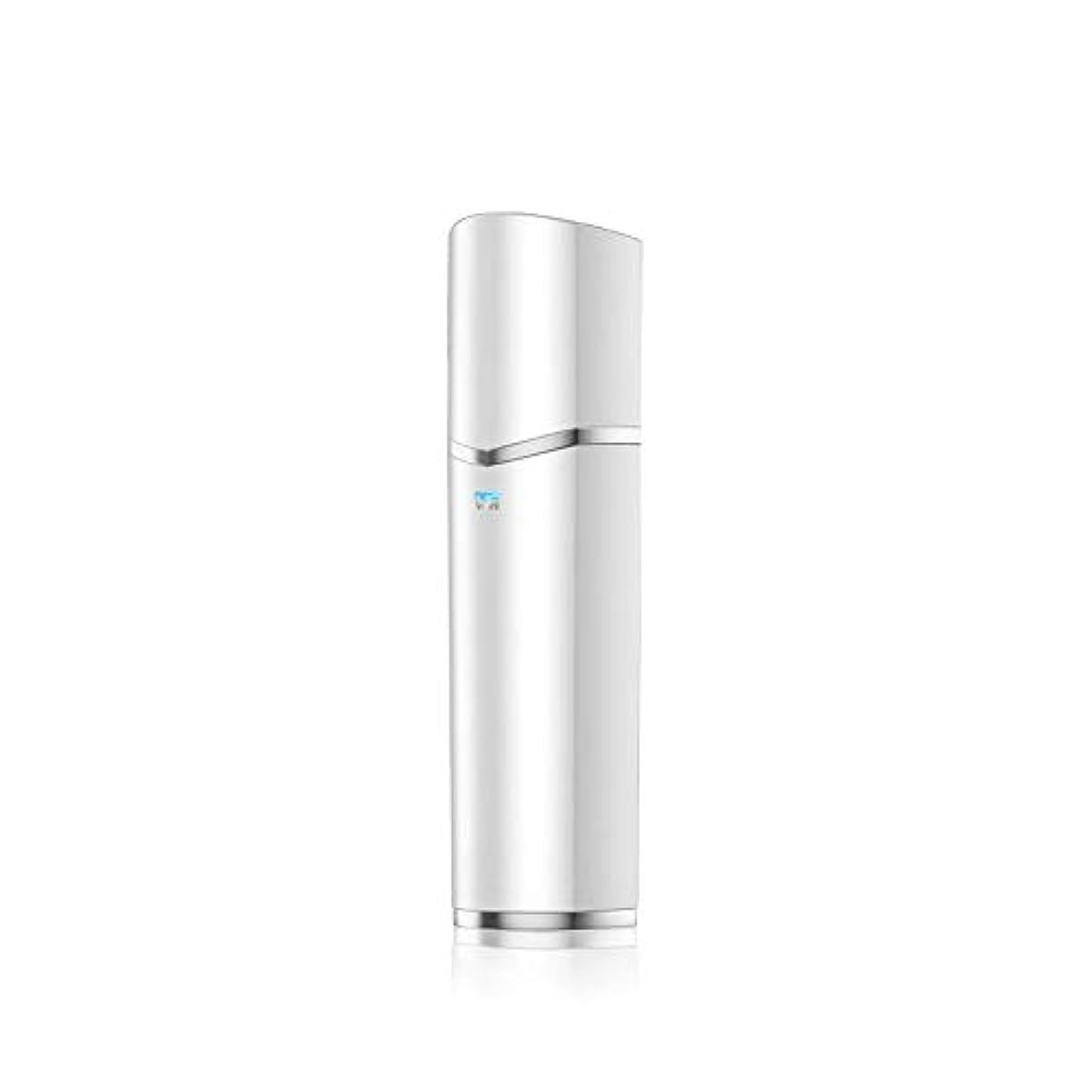 に対応光の電話に出るZXF 新しい多機能ミルクトナーエッセンススキンケア美容機器オリジナル液体保湿ナノ水和コールドスプレースプレーポータブル水道メーターホワイト 滑らかである
