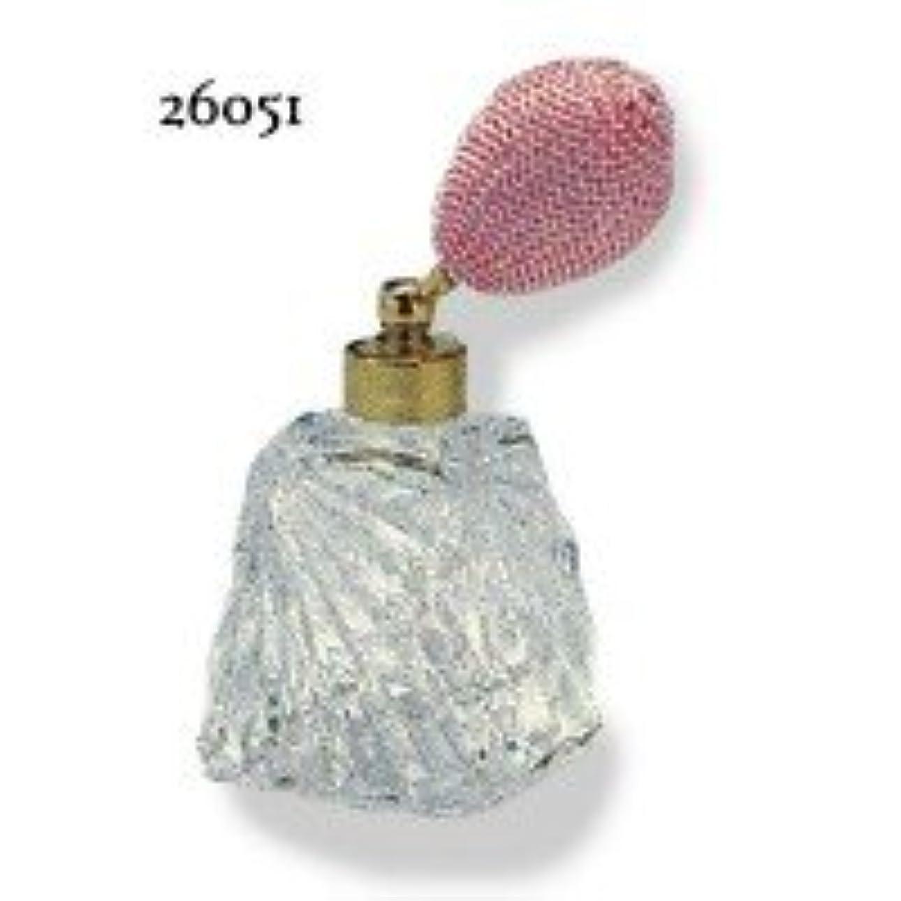 コロニー泣く見えないドイツ製クリスタル香水瓶リードクリスタル 短