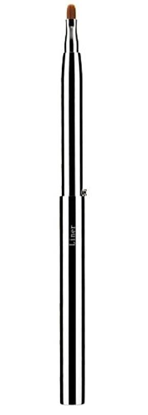 被害者焼く勇気のある広島熊野筆 携帯ジェルライナーブラシ 毛質 ナイロン