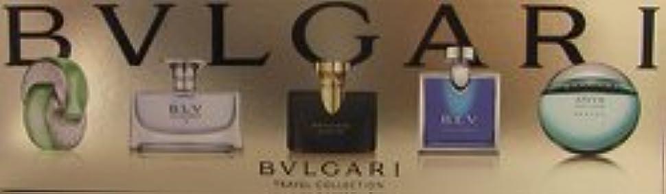 始めるインド対象ブルガリ トラベル コレクション ウーマンズ & メンズ ミニチュアコレクション
