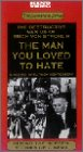The Man You Loved to Hate [VHS] [Import]