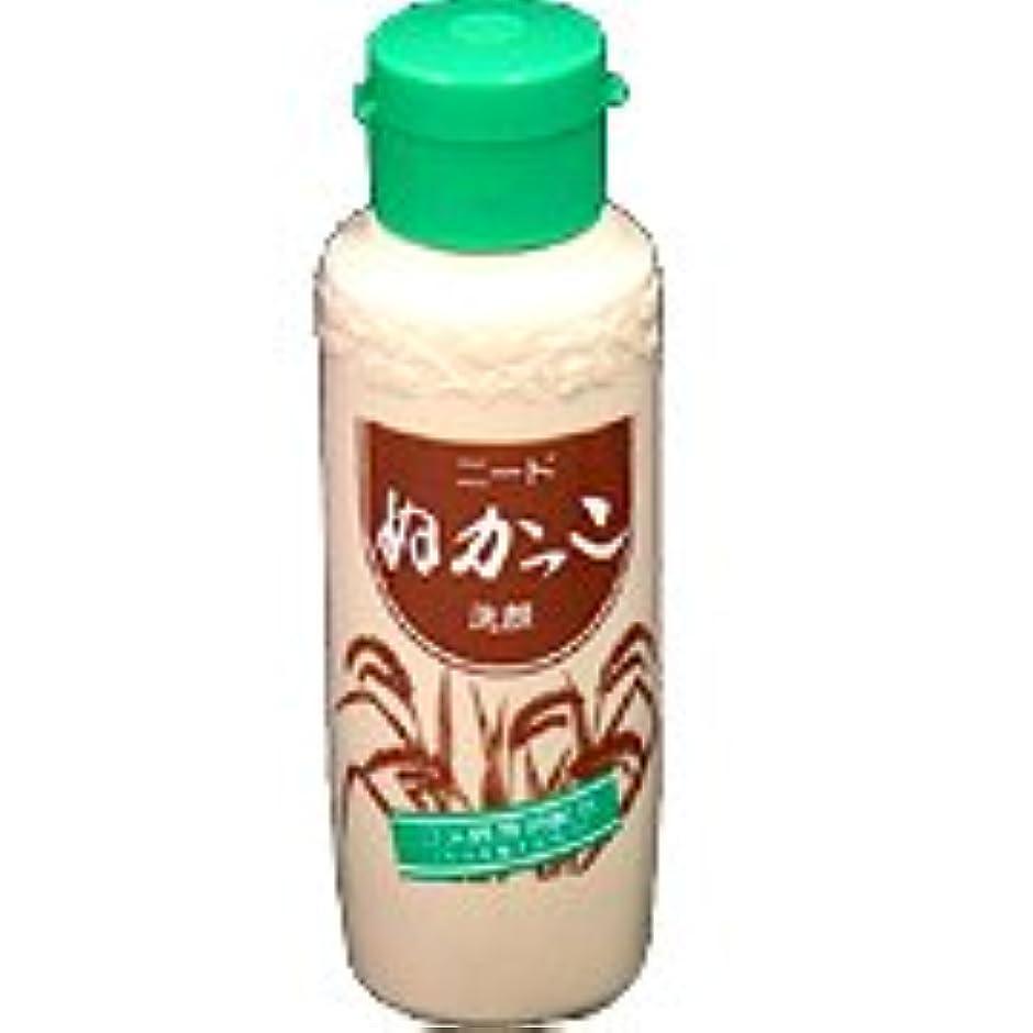 メンタル砂利ニードぬかっこ洗顔 80g×6本    田中善