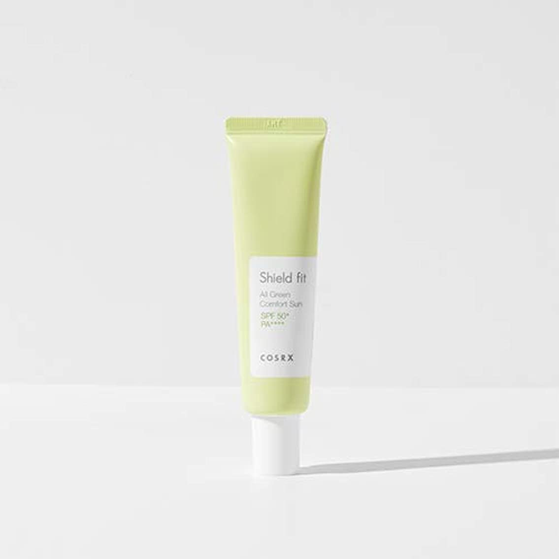 に負ける文ルビーCOSRX シールド フィット オール グリーン コンフォート サン(無機系)/Shield fit All Green Comfort Sun (35ml) [並行輸入品]