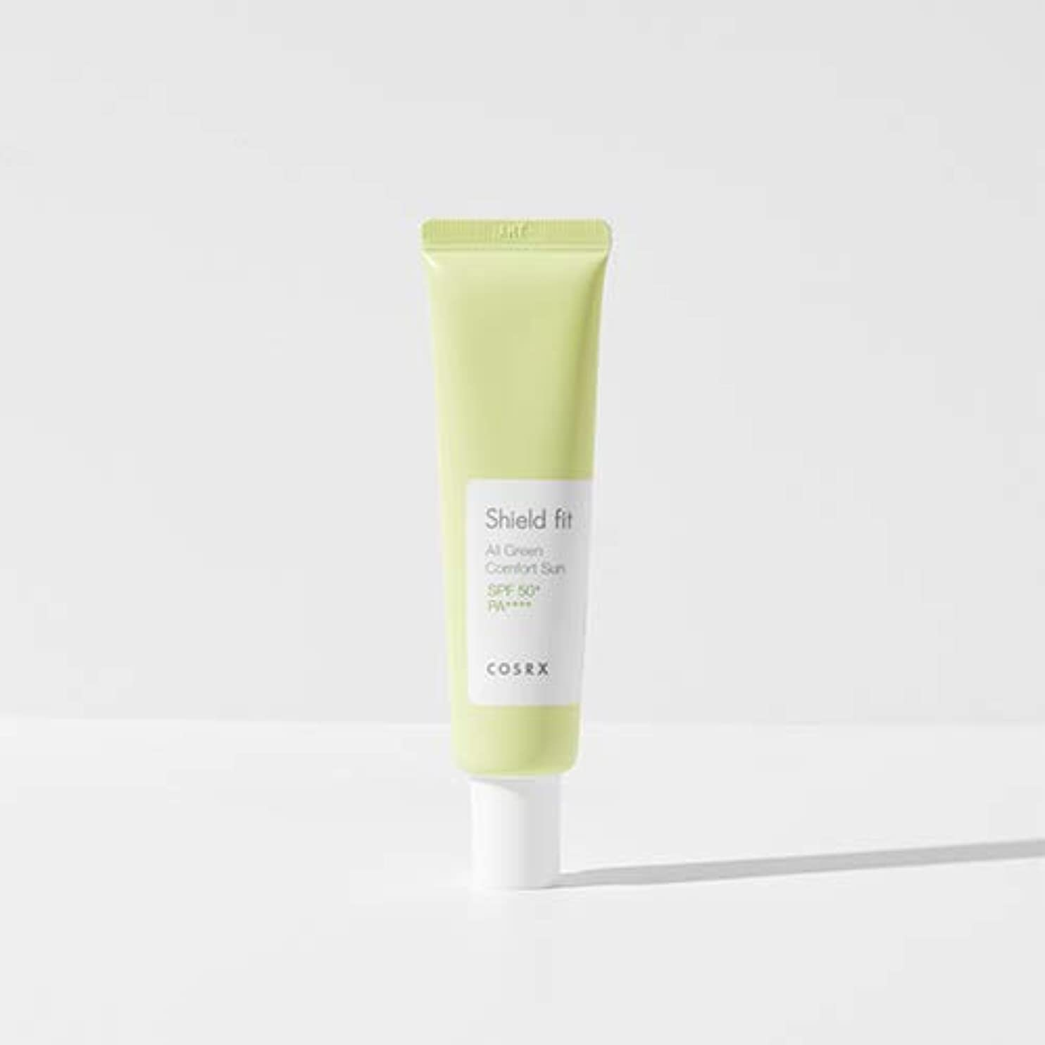 食品おもしろいチャーミングCOSRX シールド フィット オール グリーン コンフォート サン(無機系)/Shield fit All Green Comfort Sun (35ml) [並行輸入品]