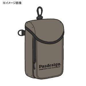 パズデザイン 渓流バッグ ターポリンモバイルポーチ PAC-239 カーキ