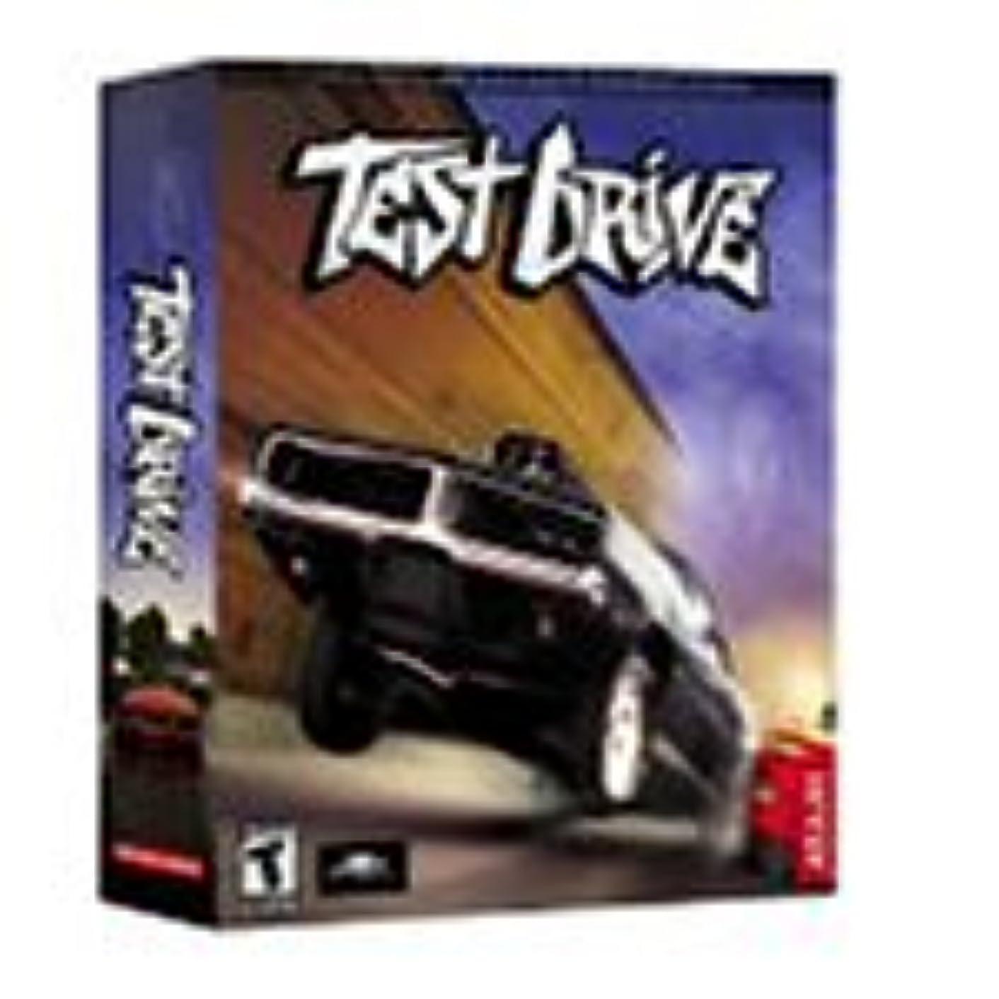 Test Drive (Jewel Case) (輸入版)