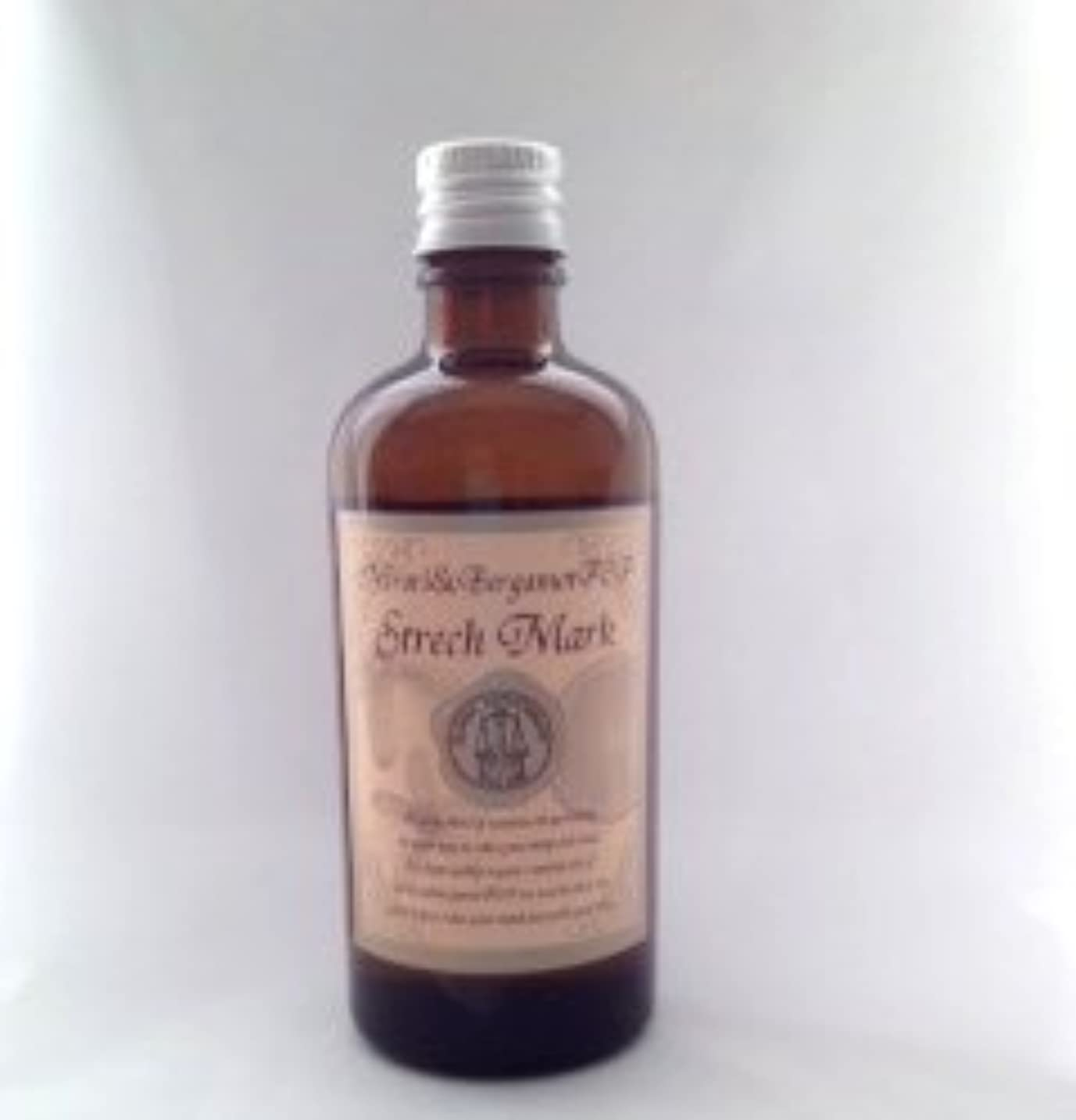 粘着性廃止誘導ヒーリングボディアロマオイル ストレッチマーク 105ml ネロリ&ベルガモットFCFの香り