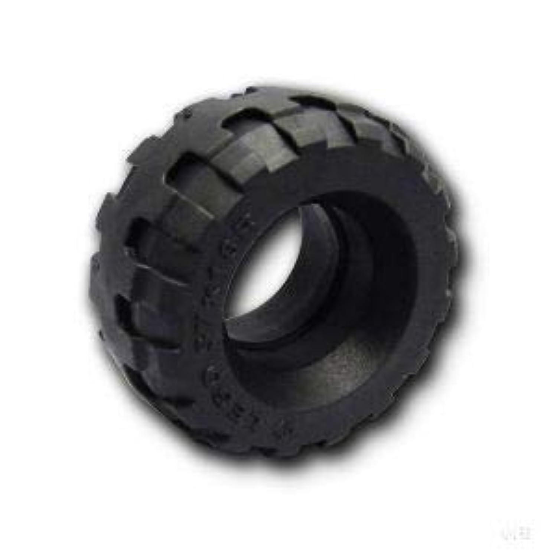 レゴブロック ばら売りパーツ タイヤ 37 x 18R:[Black / ブラック] [並行輸入品]
