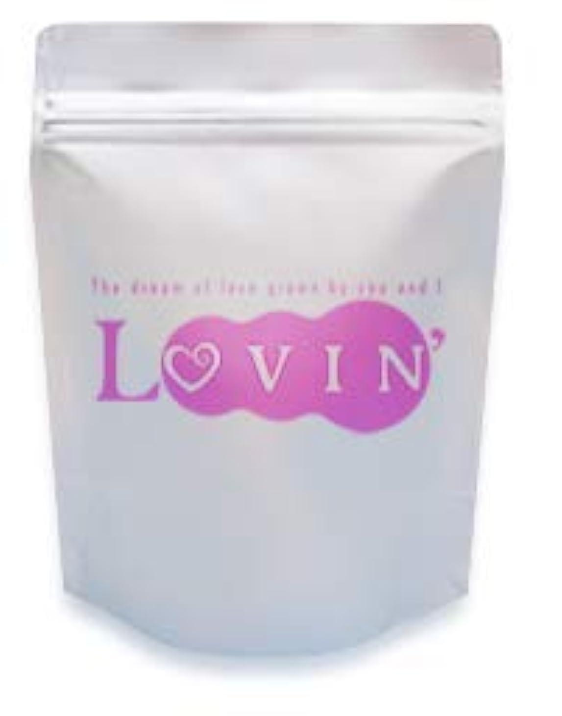 組み合わせ浮く低い【ローション風呂】LOVIN (ラヴィン) バスローション 2kg 【コラーゲン?コエンザイムQ10配合】ローズの香り 業務用