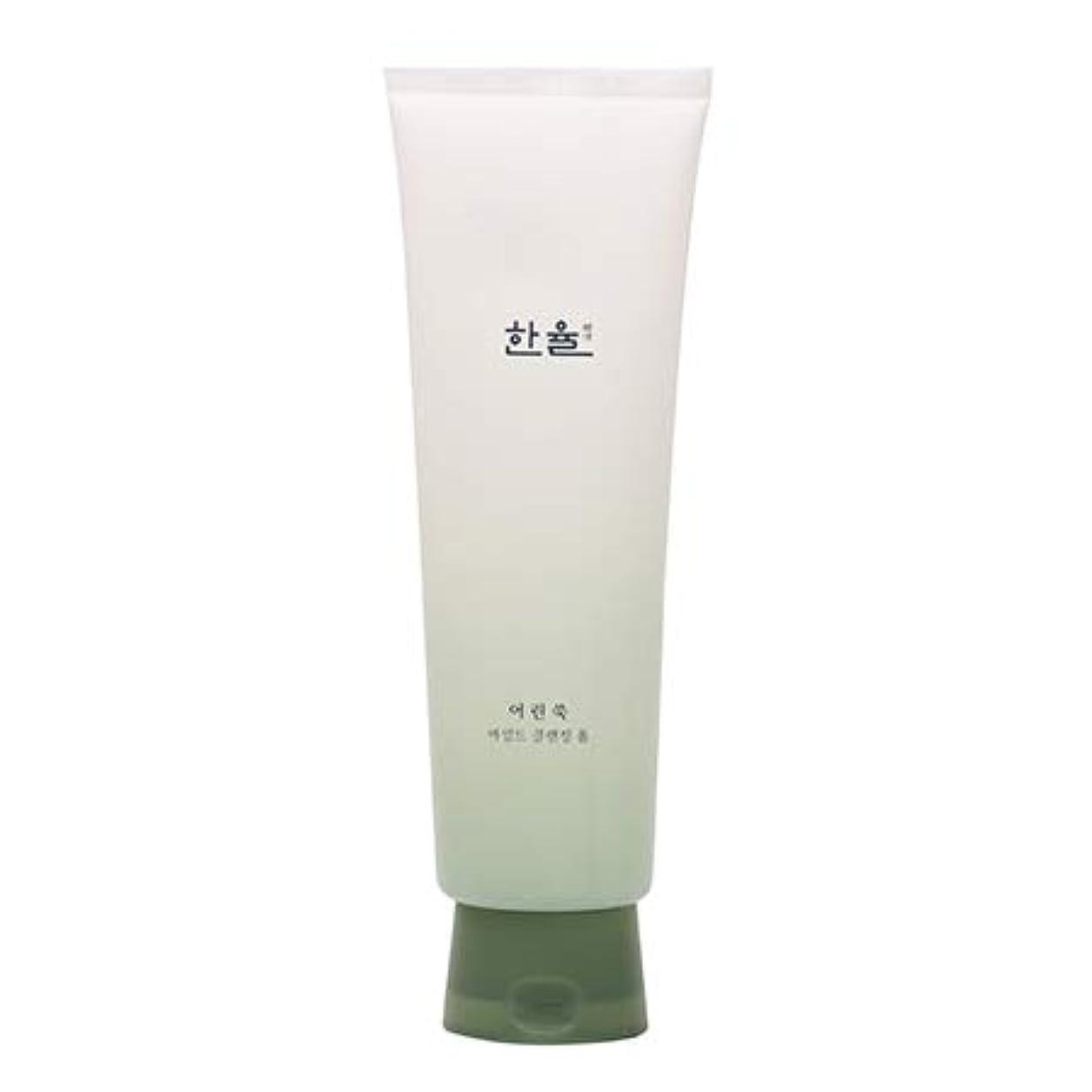 表面発信冷淡なハンユル HANYUL ピュア ヨモギ マイルド クレンジングフォーム Pure Artemisia Mild Cleansing Foam 170ml [並行輸入品]
