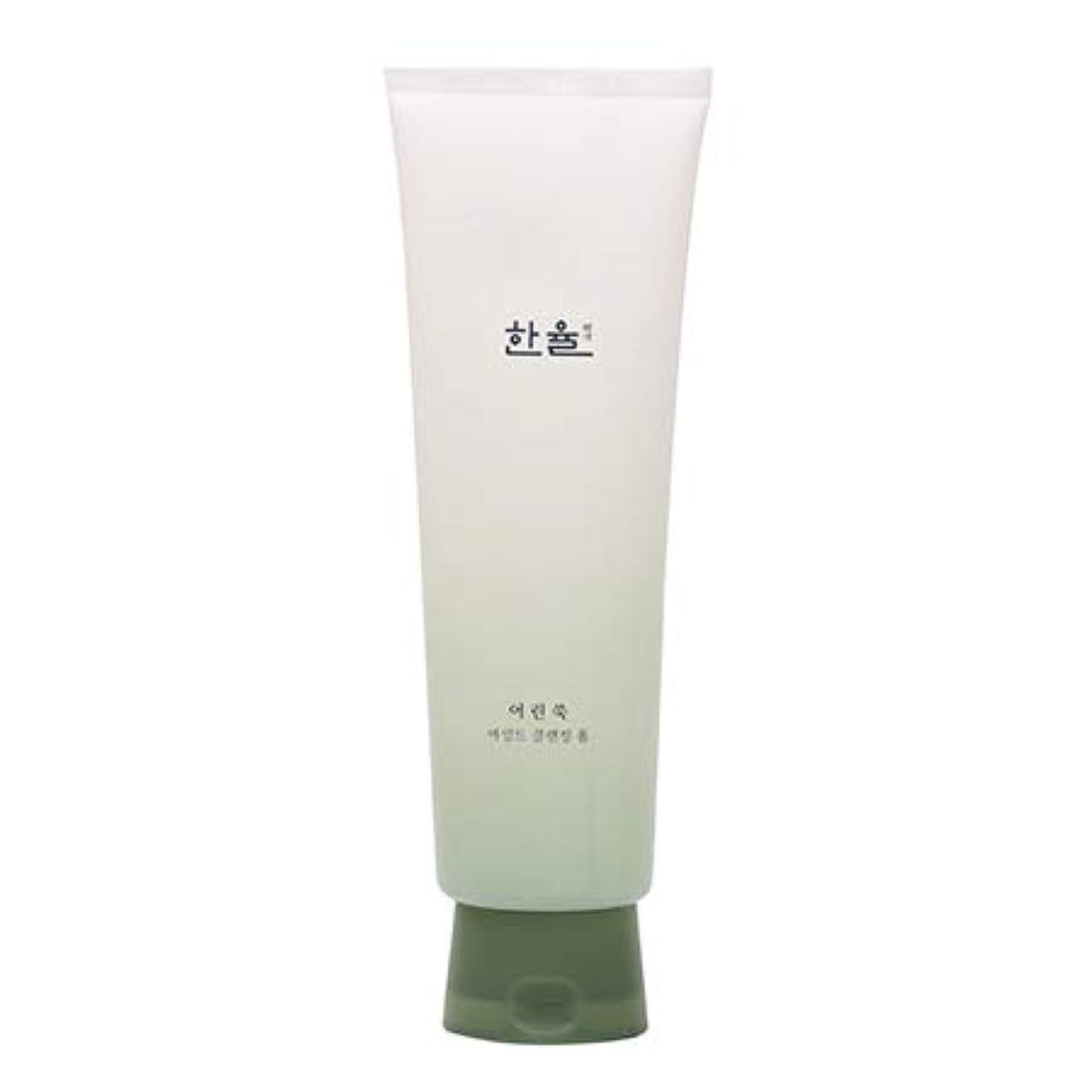 ドック凍るすごいハンユル HANYUL ピュア ヨモギ マイルド クレンジングフォーム Pure Artemisia Mild Cleansing Foam 170ml [並行輸入品]
