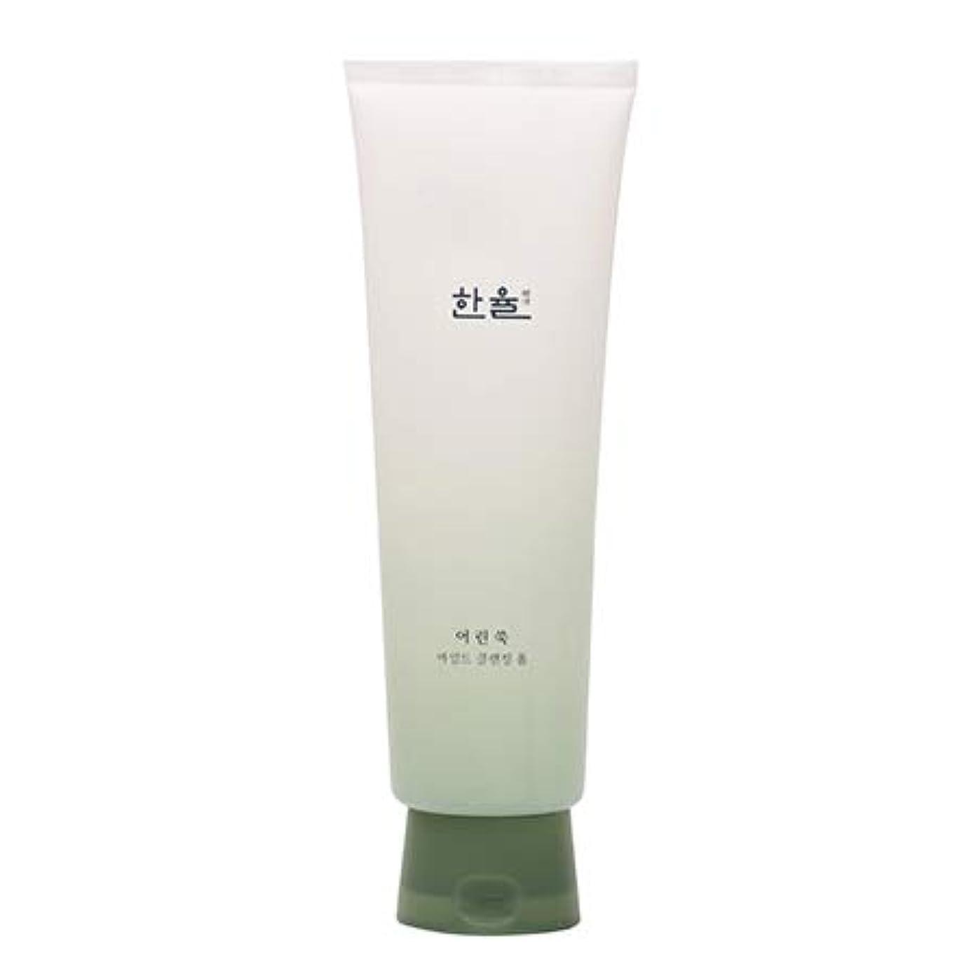 概念バウンド称賛ハンユル HANYUL ピュア ヨモギ マイルド クレンジングフォーム Pure Artemisia Mild Cleansing Foam 170ml [並行輸入品]
