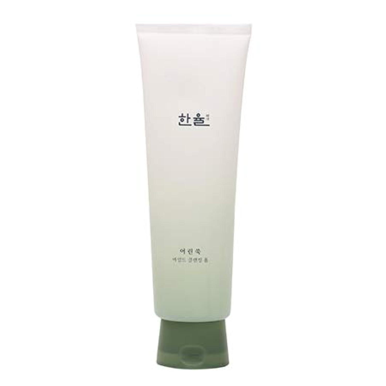 救急車ペルメルスローハンユル HANYUL ピュア ヨモギ マイルド クレンジングフォーム Pure Artemisia Mild Cleansing Foam 170ml [並行輸入品]