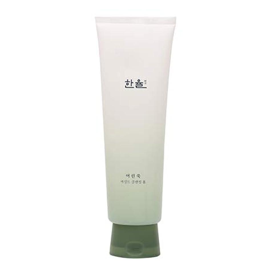 スキルいまストッキングハンユル HANYUL ピュア ヨモギ マイルド クレンジングフォーム Pure Artemisia Mild Cleansing Foam 170ml [並行輸入品]