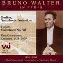 Bruno Walter in Paris