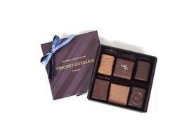 ヴァンサンゲルレ チョコレート ボンボンショコラ6個入り (フランス直輸入)