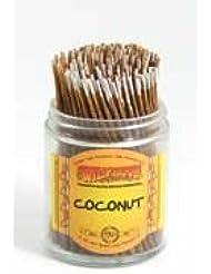 Coconut – Wild Berry Shorties Incense Sticks – 100