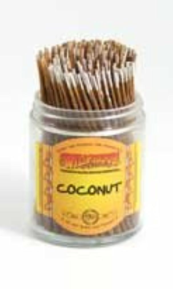 意志に反する大気共和国Coconut – Wild Berry Shorties Incense Sticks – 100