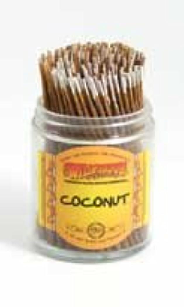 区リア王Coconut – Wild Berry Shorties Incense Sticks – 100
