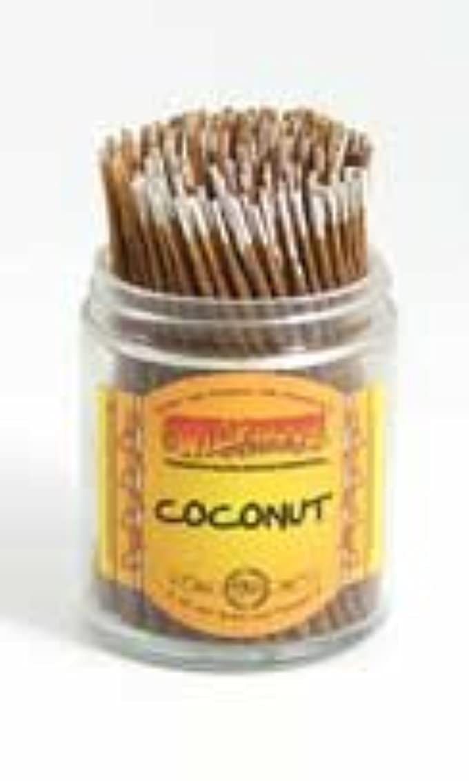 神の交通実用的Coconut – Wild Berry Shorties Incense Sticks – 100