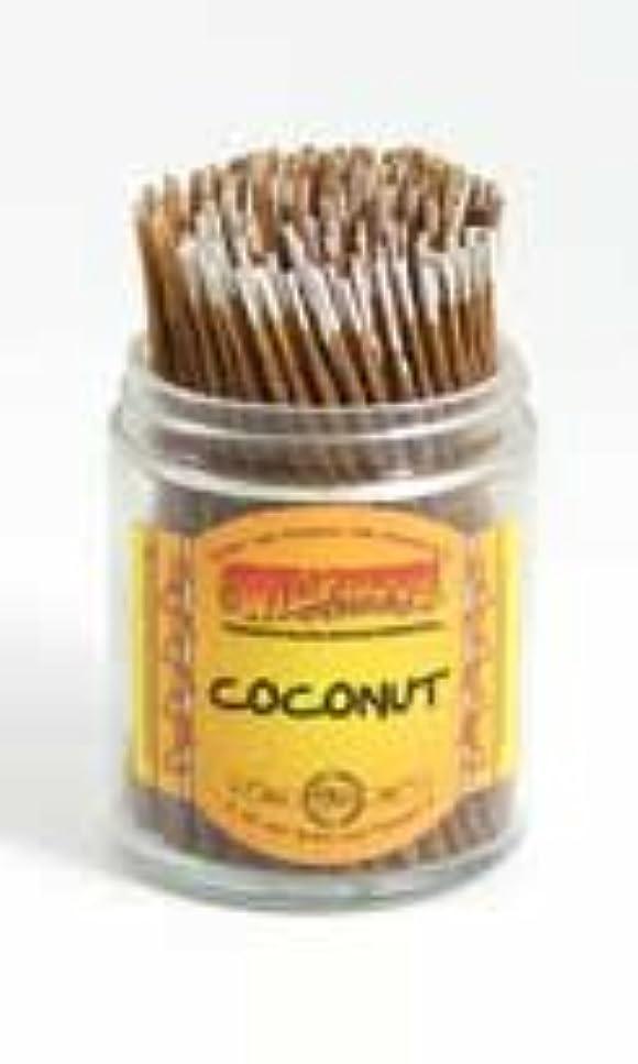 ネイティブイタリアの委任するCoconut – Wild Berry Shorties Incense Sticks – 100