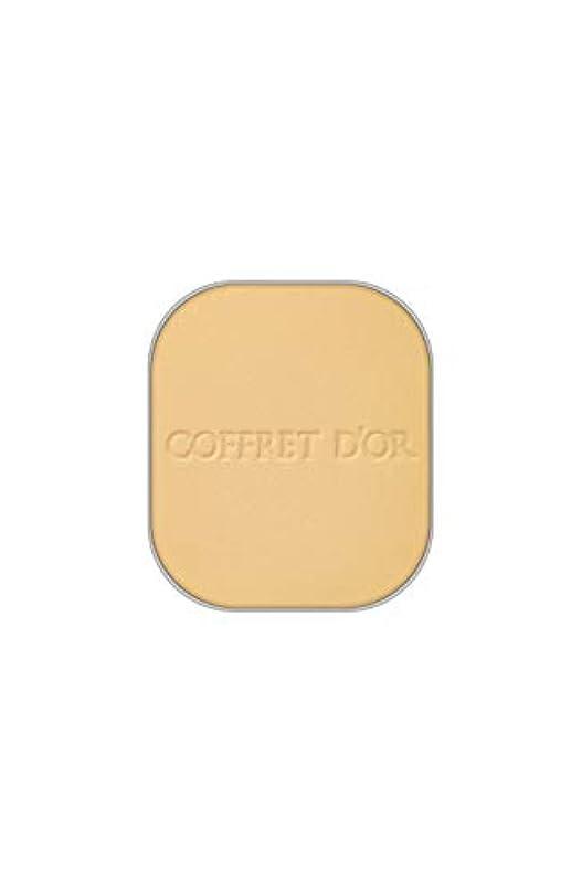 キャンセル警告小麦粉コフレドール ヌーディカバー モイスチャーパクトUV オークルC SPF21/PA++ パウダーファンデーション
