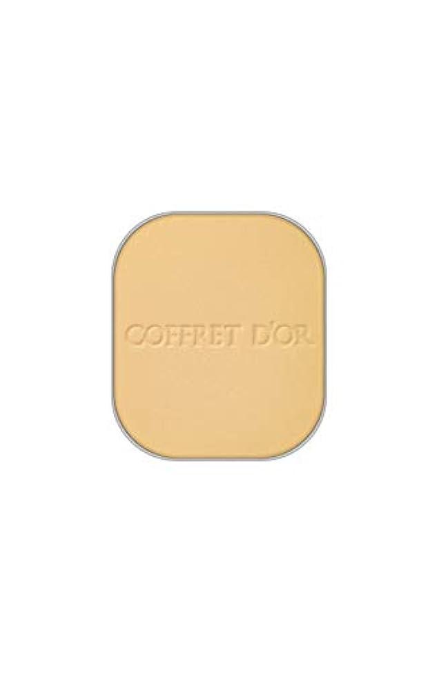 アクセス冷蔵庫涙コフレドール ヌーディカバー モイスチャーパクトUV オークルC SPF21/PA++ パウダーファンデーション